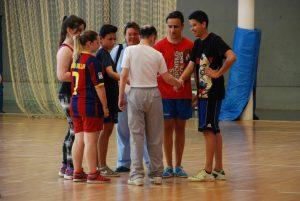 II Trobada Handbol 2015